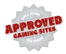 Approved Gambling sites at Where to Gamble Online